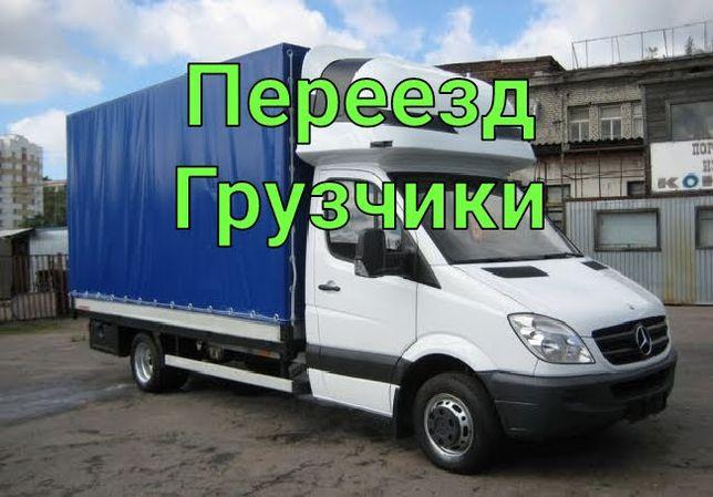 Услуги Грузчиков и Грузоперевозок в городе Белая Церковь область.