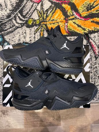 Nike Jordan Westbrook One Take кроссовки найк джордан вестбрук черные