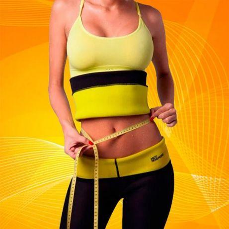Комплект: пояс + бриджи для похудения