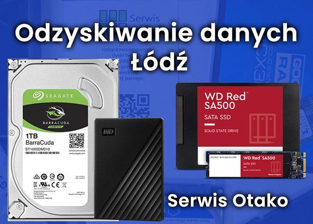 Odzyskiwanie danych Kalisz. Dyski twarde, dyski SSD, sprawdź.