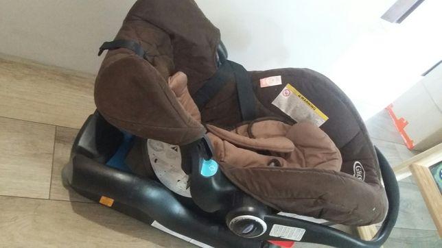 Nosidełko fotelik samochodowy GRACO + baza