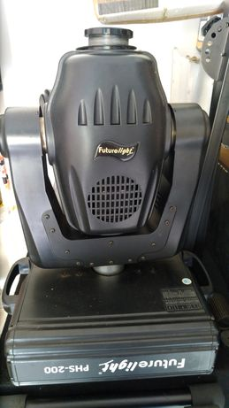 Moving head spot future light phs 200