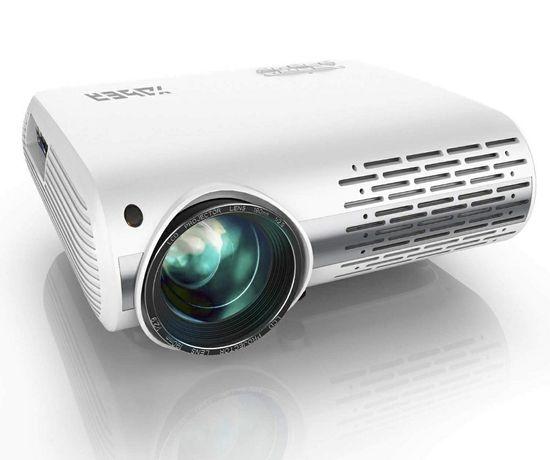 Projetor led 7000 lumens/Keystone 4D/1080p NATIVA/ MULTI-SCREEN (NOVOS