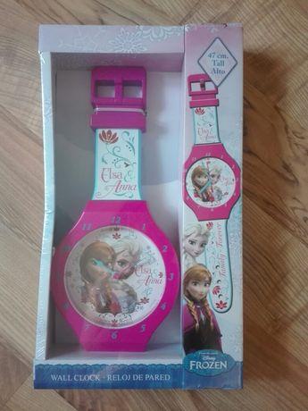 Zegar dzieciecy Frozen