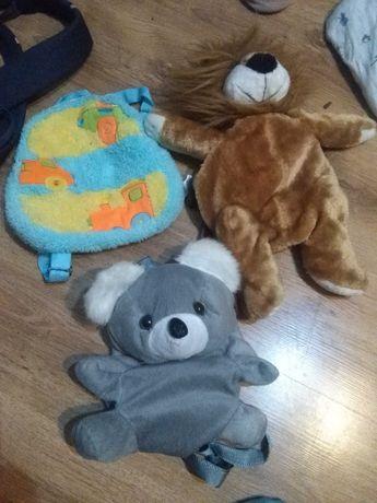 Plecaki dla dziecka