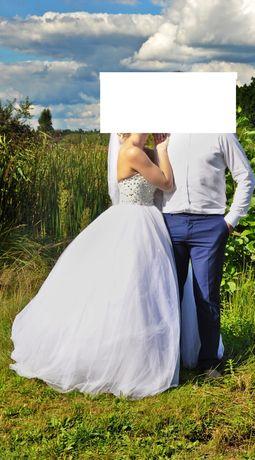 Suknia ślubna ESME MARIE od Maggie Sottero