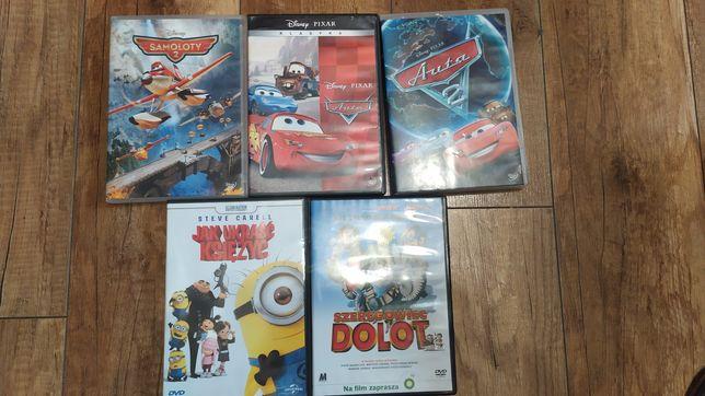 Bajki filmy dla dzieci DVD VCD różne