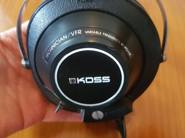 Headphones Koss TECHNICIAN / VFR (RAR0)