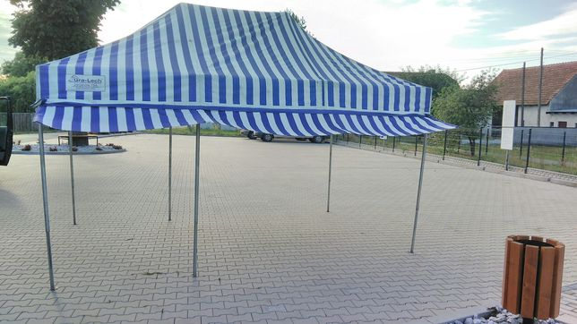 Namiot handlowy Gra-Lech 4x2,7 okazja
