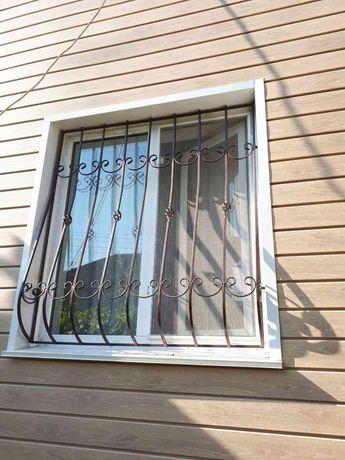 Решетки на окна ,перила ,кованые изделия