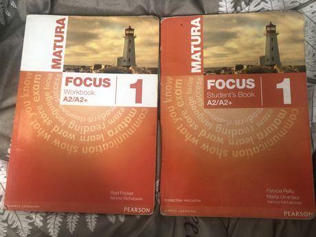 Focus 1 ćwiczenia+podręcznik