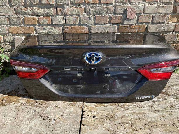 Крышка Багажника в Сборе Toyota Camry 70 2021- Рестайлинг тойота камри