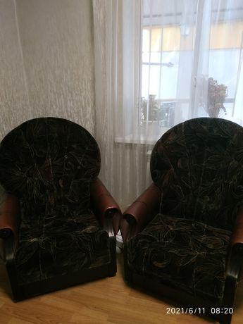 Крісла м'які 2 шт