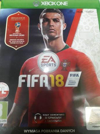 Fifa 18 na (Xbox one s)