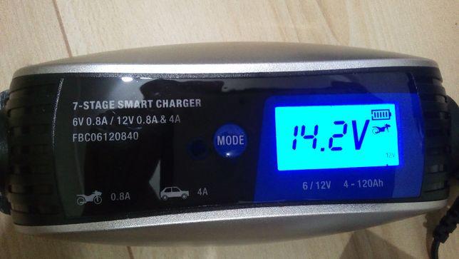 смарт новое зарядное устройство авто зарядка 6в и 12 В Голосеево