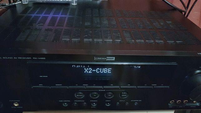 AV Ресивер Yamaha rx-v465, домашний кинотеатр 6.1