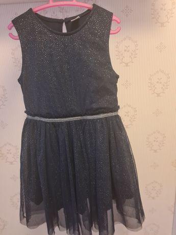 Sukienka wizytowa dla dziewczynki r.128
