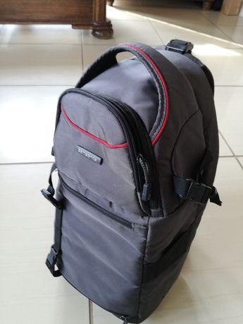 Plecak foto fotograficzny Samsonite