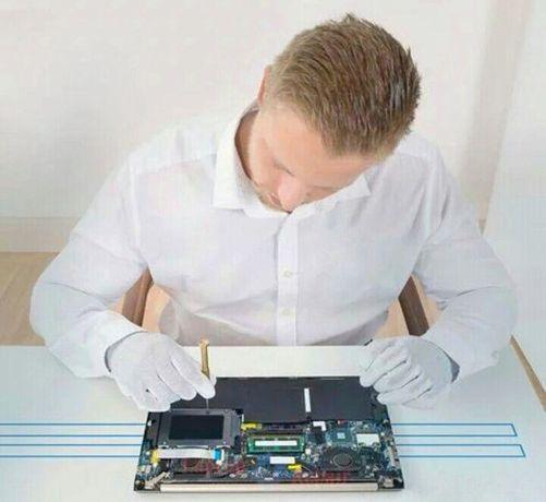 Диагностика Ремонт Модернизация компьютерной техники. Windоws