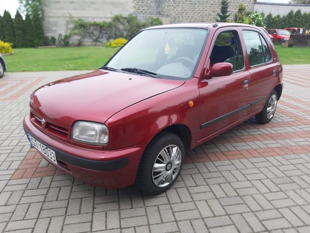 Nissan Micra k11 1.0 16v Stan Idealny
