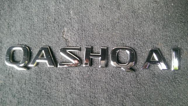 Логотип, эмблема QASHQAI