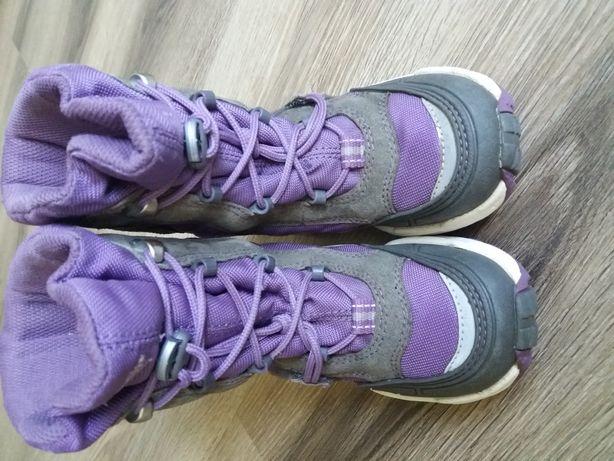 Сапоги ботинки термо зимние мембранные суперфит superfit на девочку