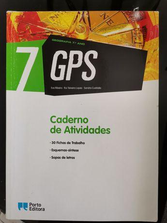 GPS 7 caderno de atividades
