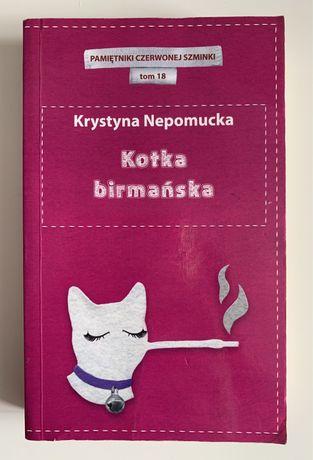 """""""Kotka birmańska"""""""