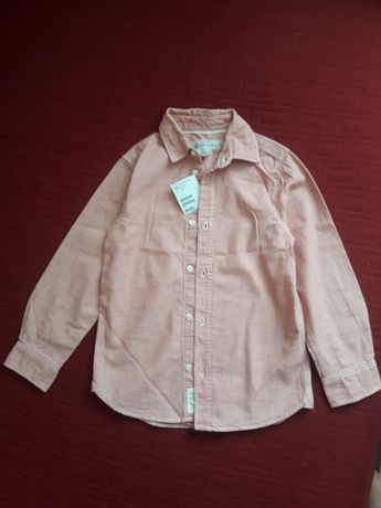 Сорочка  H&M на 5-6 років на 116 см.