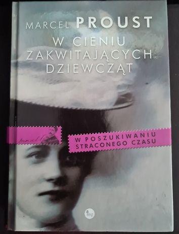 W cieniu rozkwitających dziewcząt Marcel Proust
