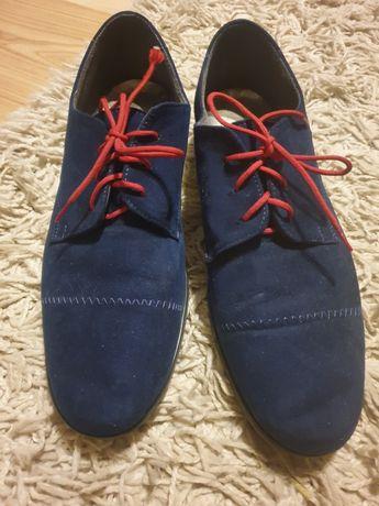Buty komunijne dla chłopca 37, 25 cm