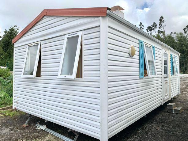 T2   Casa Móvel   Mobile Home   Casa Pré-Fabricada