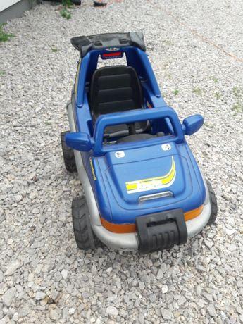Używany samochód elektryczny dla dziecka