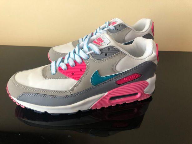 Buty Nike Air Max damskie 2 kolory 36-40 Pobranie w 24H DAMSKIE Okazja