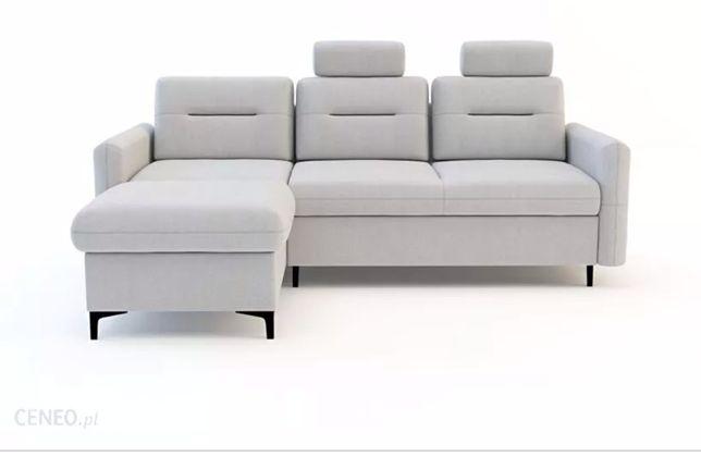 Kanapa narożnik rogówka sofa rozkładana