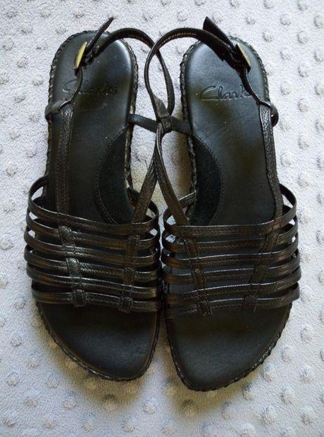 Nowe sandały Clarks