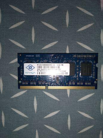 NANYA DDR3 2Gb 2Rx8 PC3-10600s