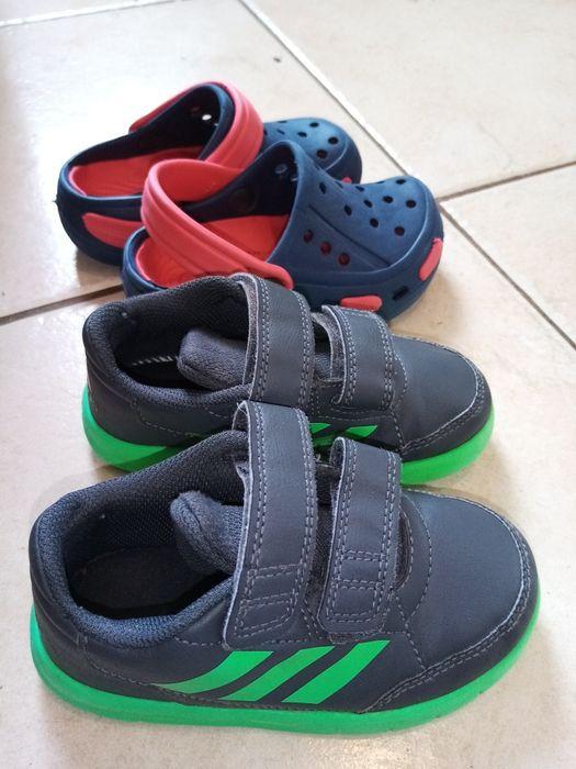 Buty adidas 25 plus gratis Gorlice - image 1