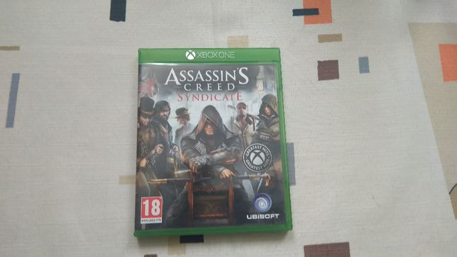 gra na xbox one Assassin's creed Syndicate