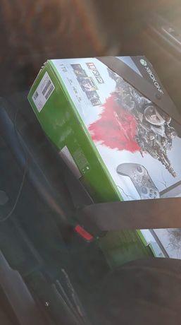 Xbox One X limitowana edycja