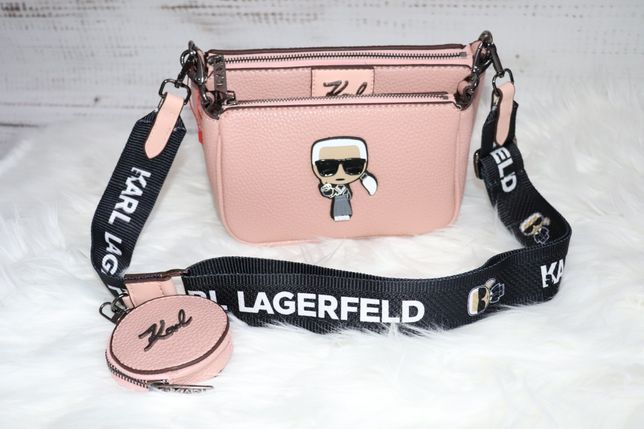 Torebka Karl Lagerfeld 3w1