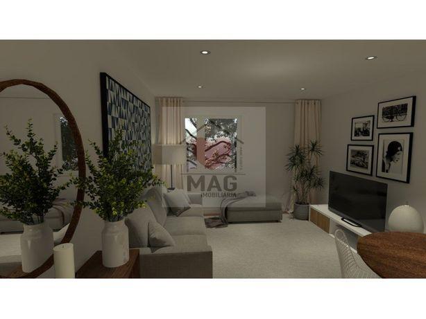 Apartamento T2 - Remodelação Total