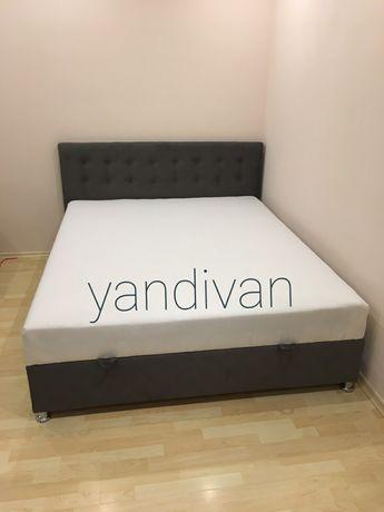 """Лучшее предложение!!Кровать От YADIVAN """"Камила"""" размер 160/200!"""