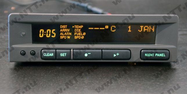 Fita lcd SAAB 9-3 e 9-5 Reparação pixels LCD