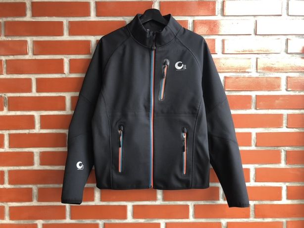 Cocona Salewa мужская куртка софтшел вайндстоппер размер S Windstopper
