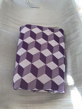 Chusta tkana Baby Tula Hexagon do tulenia do noszenia dziecka