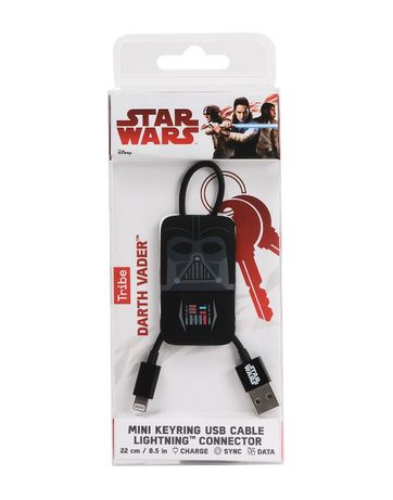 iPhone BRELOK Tribe Keyline 22cm- kabel USB Lightning lub Micro USB