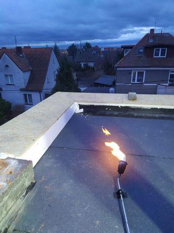 Dekarz Usługi dekarskie dachy naprawa krycie dachów papa hydroizolacja
