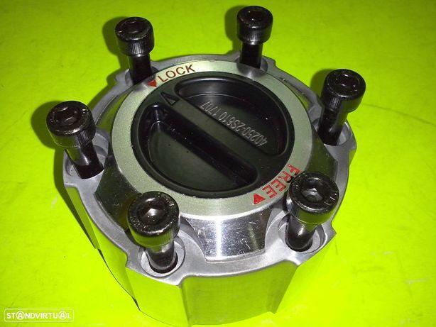 cubo cubos da tração roda nissan D21 4X4 NOVOS