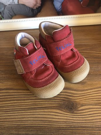 felix buty dzieciece skórzane . Rozmiar 22 jak nowe .